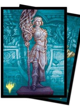 Elspeth Alt. Art - MTG Theros Beyond Death UP D-Pro Sleeves 100ct