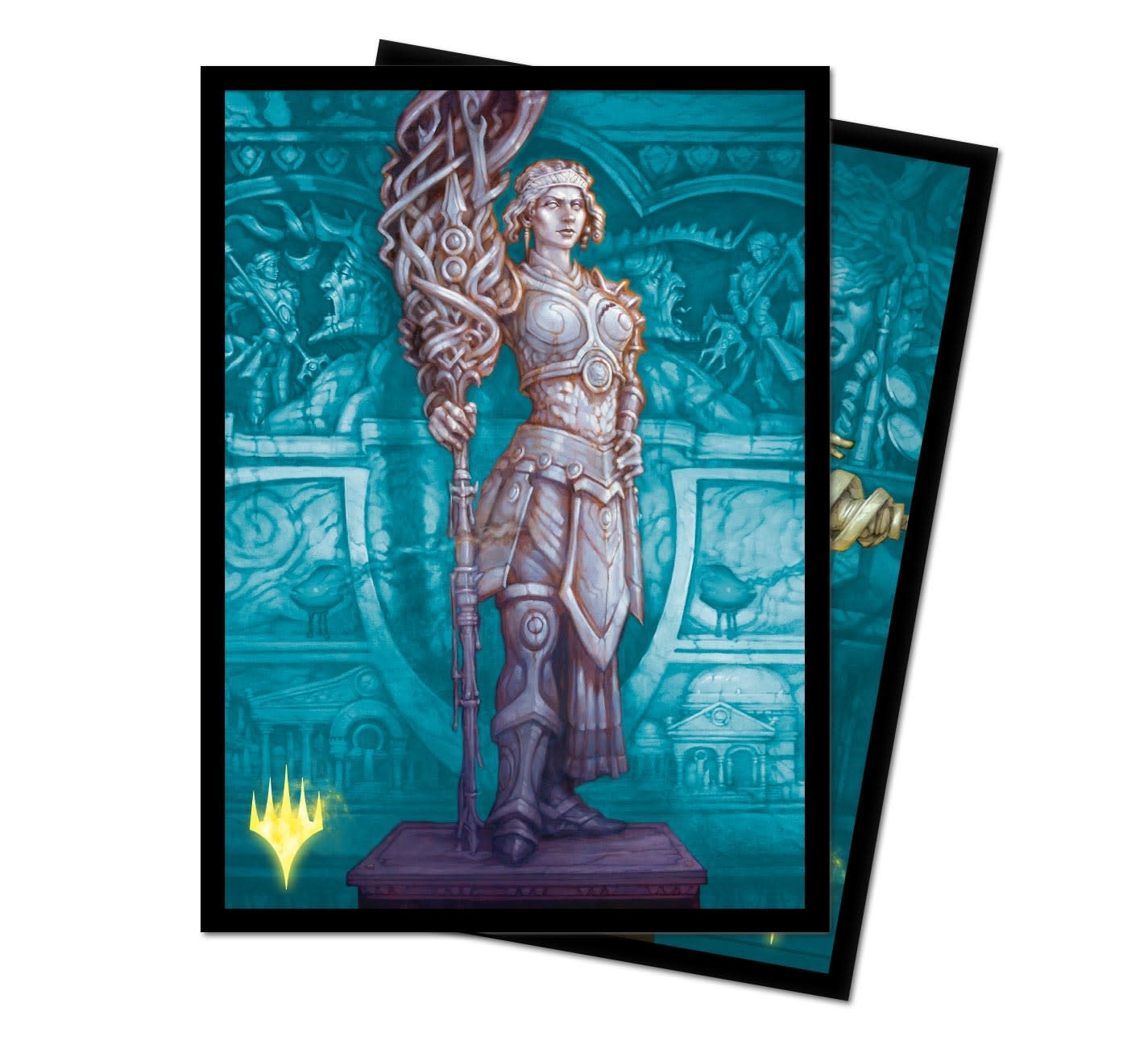 Elspeth Alt. Art - MTG Theros Beyond Death UP D-Pro Sleeves 100ct
