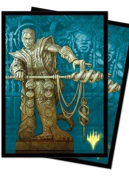 Calix Alt. Art - MTG Theros Beyond Death UP D-Pro Sleeves 100ct