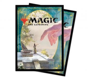 Idyllic Tutor - MTG Theros Beyond Death UP D-Pro Sleeves 100ct