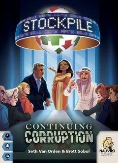 Stockpile: Continuing Corruption Exp. (EN)