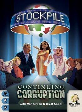 Stockpile: Continuing Corruption Exp. (EN)