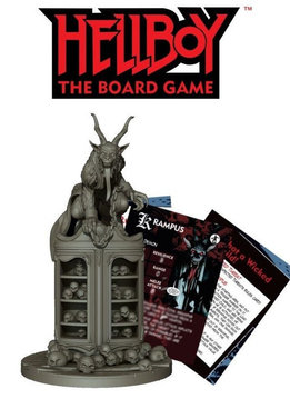 Hellboy Limited Edition Krampus Figure
