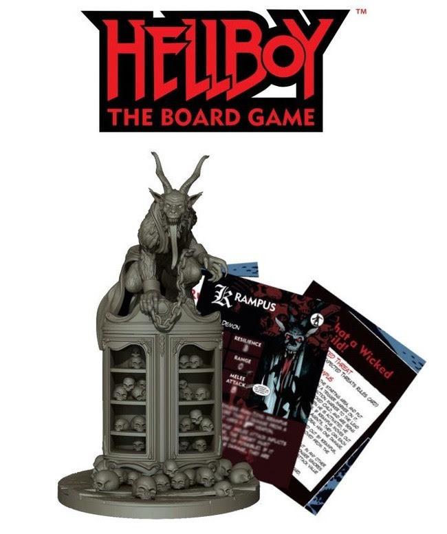 Hellboy Limited Edition Krampus Figure