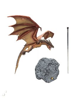 Harry Potter - Hungarian Horntail Deluxe Box