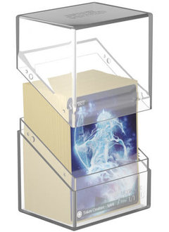 Boulder Deck Case: Standard 80+ Clear