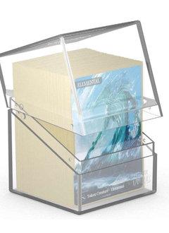 Boulder Deck Case: Standard 100+ Clear