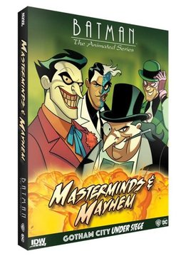 Batman the Animated Series: Gotham Under Siege - Masterminds and Mayhem Exp.
