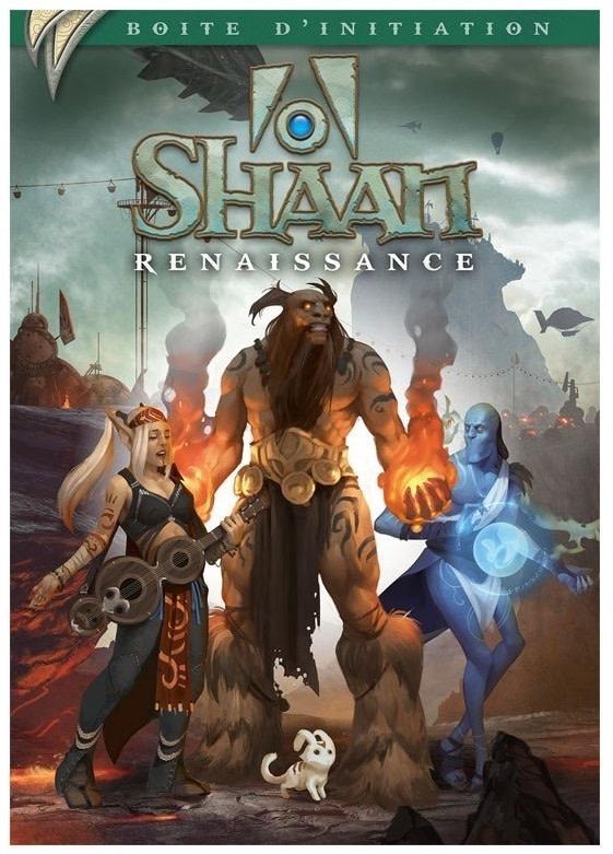Shaan Renaissance - Boîte d'initiation (FR)