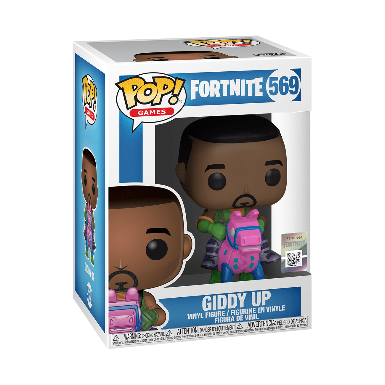 Pop! Fortnite: Giddy Up