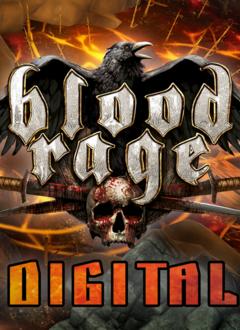 Blood Rage Digital KS - Physical Viking Pledge (Includes Digital Download Code)