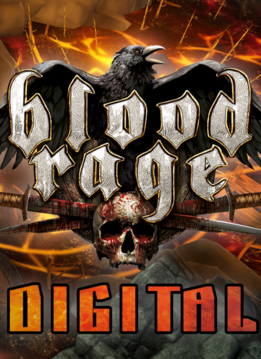 Blood Rage Digital KS - Physical Viking Pledge (Includes Digital Download Code)