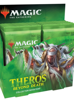 Theros: Beyond Death - Collector Booster Box (Release 24 Jan)