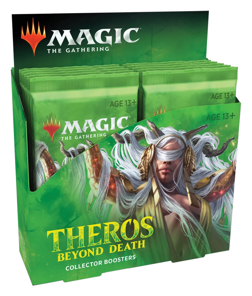 Theros: Beyond Death - Collector Booster Box