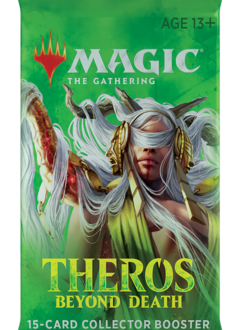Theros: Beyond Death - Collector Booster Pack