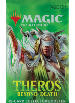 Theros: Beyond Death - Collector Booster Pack (Release 24 Jan)