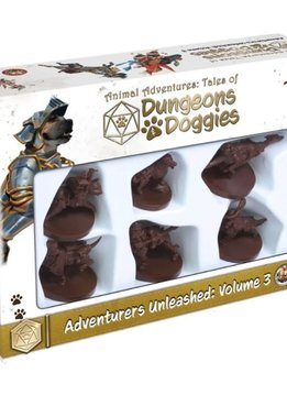 Dungeons and Doggies Box 3