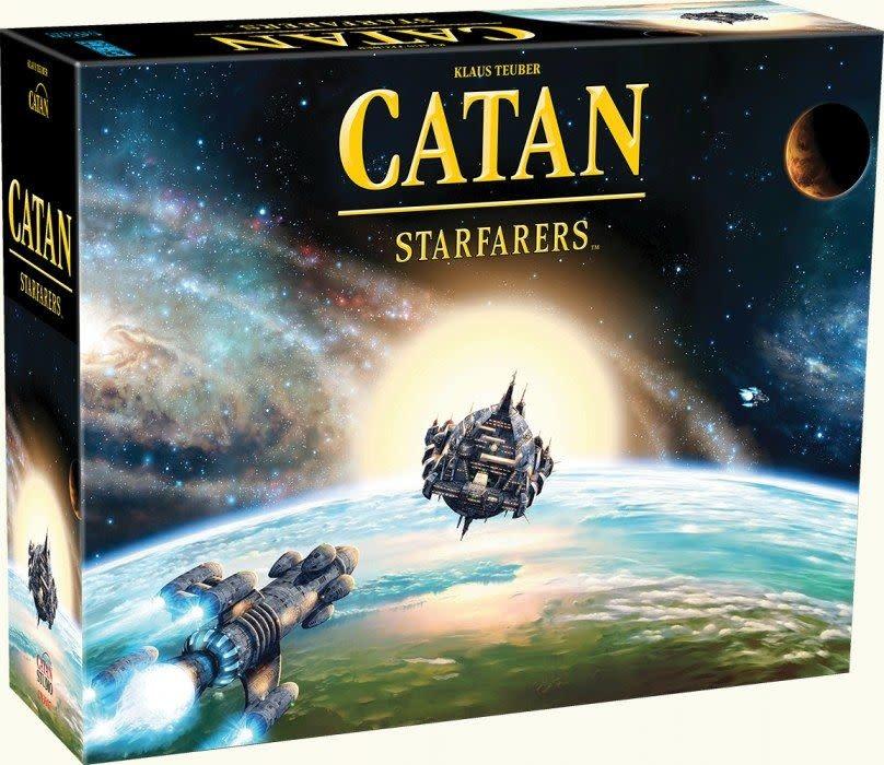 Catan: Voyageurs Galactiques (FR)