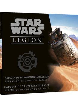 Star Wars Legion: Capsule de Sauvetage Écrasée - Ext. de Champ de Bataille (FR)