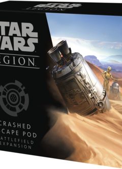 Star Wars Legion: Crashed Escape Pod - Battlefield Exp. (EN)