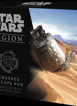 Star Wars Legion: Crashed Escape Pod - Battlefield Exp. (EN)