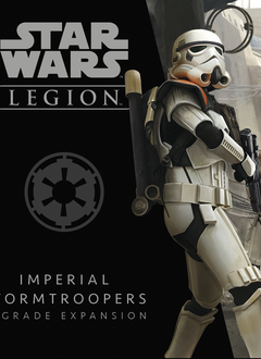 Star Wars Legion: Imperial Stormtroopers - Upgrade Exp. (EN)
