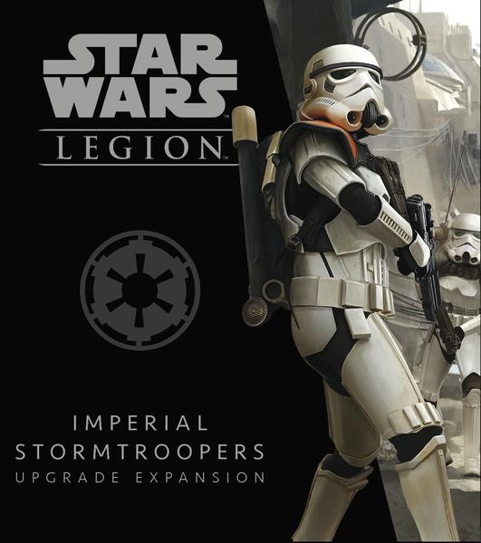 Star Wars Legion: Imperial Stormtroopers - Upgrade Exp. (EN)