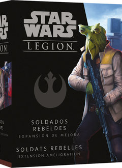Star Wars Legion: Soldats Rebels - Ext. Amélioration (FR)