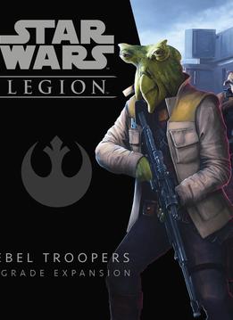 Star Wars Legion: Rebel Troopers - Upgrade Exp. (EN)