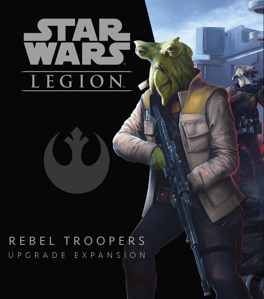 Star Wars Legion: Rebel Troopers - Upgrade Exp. (EN)