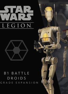 Star Wars Legion: B1 Battle Droids - Upgrade Exp. (EN)