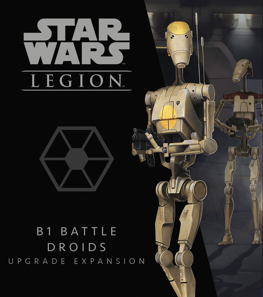 Star Wars Legion: B1 Battle Droids - Upgrade Exp. (EN)