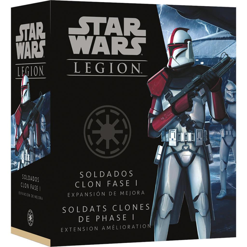 Star Wars Legion: Soldats Clones Phase I - Ext. Amélioration (FR)