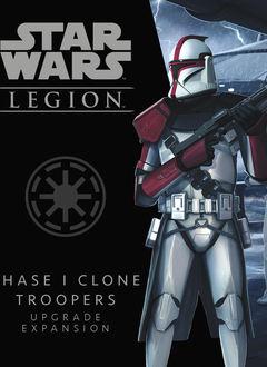 Star Wars Legion: Phase I Clone Troopers - Upgrade Exp. (EN)