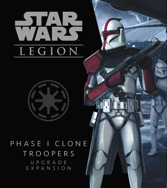 Star Wars Legion: Phase I Clone Troopers - Upgrade Exp. (EN)