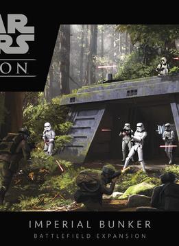 Star Wars Legion: Bunker Impérial - Ext. de Champ de Bataille (FR)