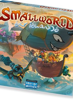 Small World: Sky Islands Ext. (FR)