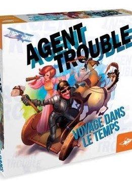 Agent Trouble: Voyage dans le Temps