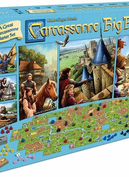 Carcassonne Big Box (EN)