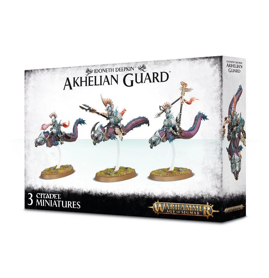 Iodoneth Deepkin: Akhelian Guard