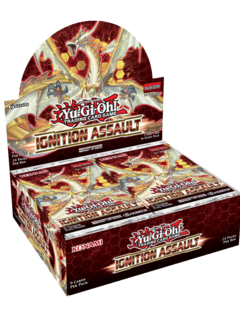 YGO Ignition Assault - Booster Box