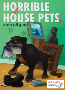 Horrible House Pets (EN)