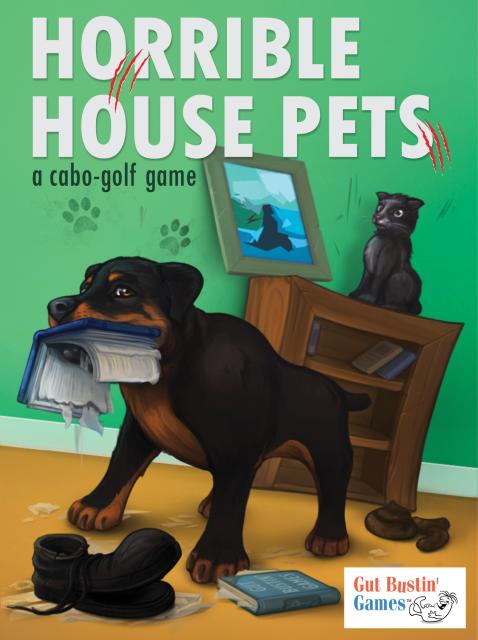 Horrible House Pets (EN)