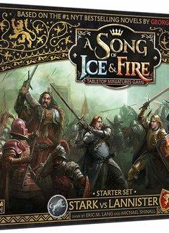 SIF: Stark vs. Lannister Starter Set