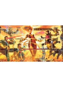 Marvel Legendary Playmat: Dark Phoenix vs. X-Men