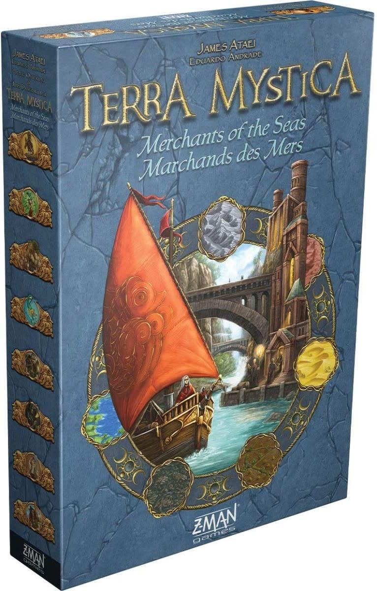 Terra Mystica: Merchants of the Sea (ML)