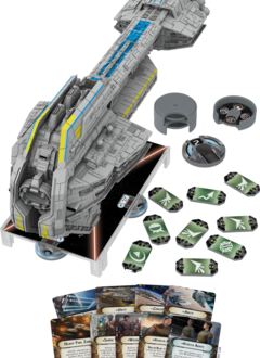 SW Armada: Nadiri Starhawk Exp. Pack