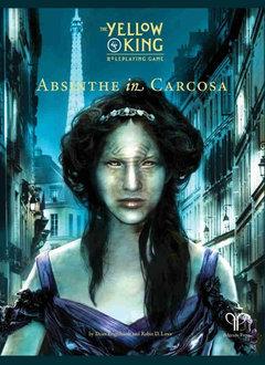 Yellow King RPG: Absinthe in Carcosa HC