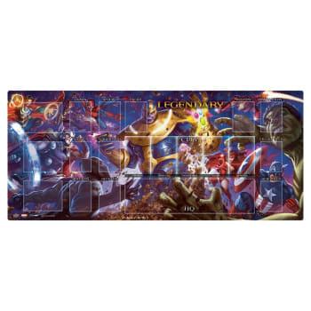Marvel Legendary Playmat: Thanos vs. The Avengers