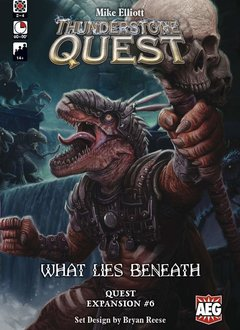 Thunderstone Quest - What Lies Beneath Exp.